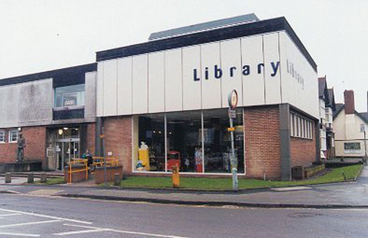 Cannock Library could see none-staffed opening hours as part of the shake-up