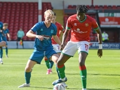 Elijah Adebayo finding his fire to ignite the Walsall attack