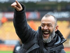 Nuno: Wolves belong with the best