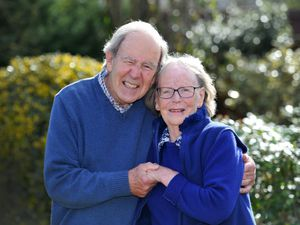 Michael and Kathleen Mandry