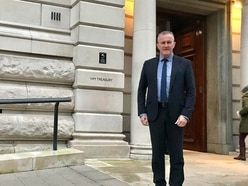Stormont minister presses for extra NI funding during Treasury meeting