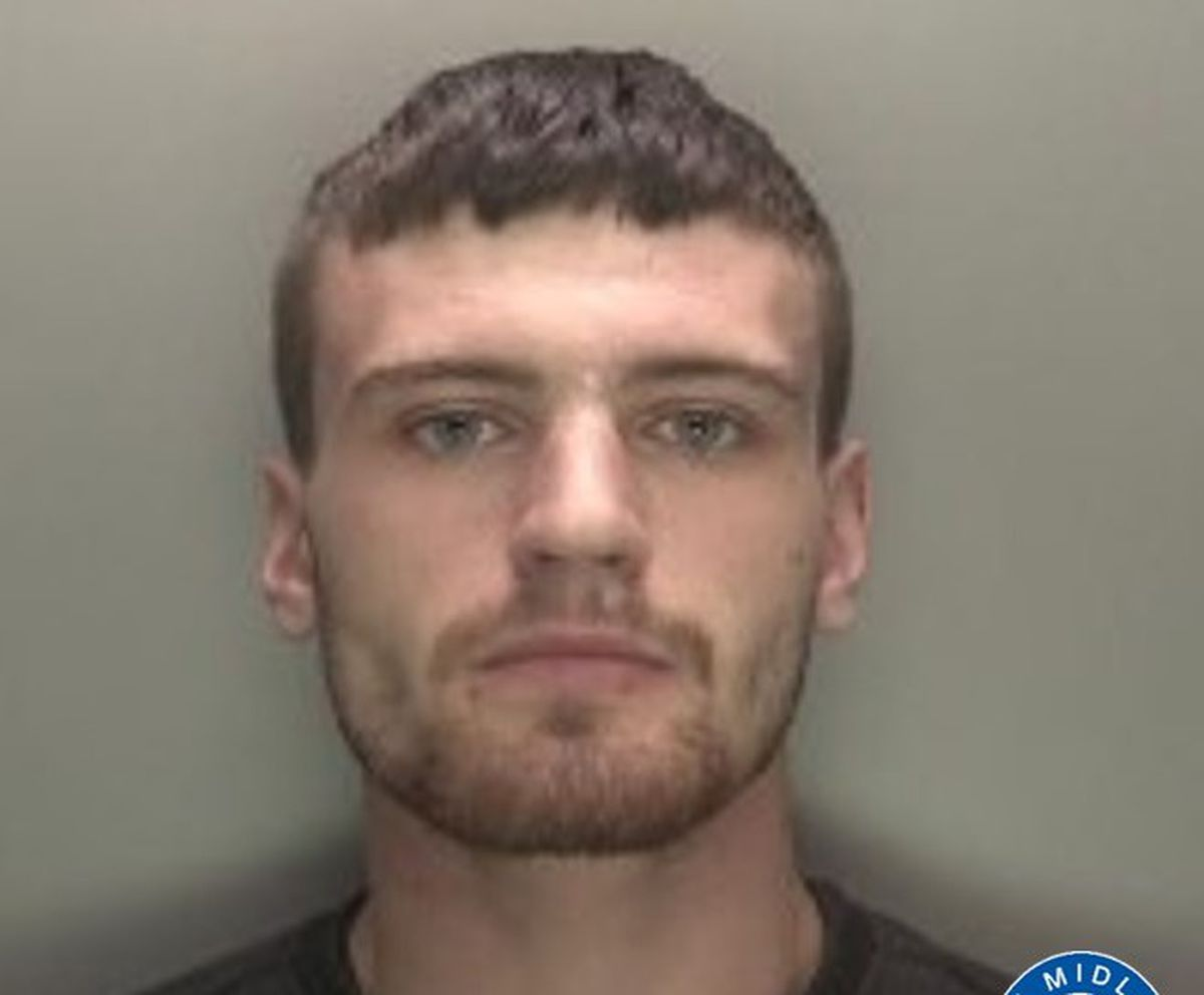 Callum Redfern. Photo: West Midlands Police