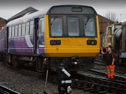 Chasewater Railway takes delivery of first diesel trains