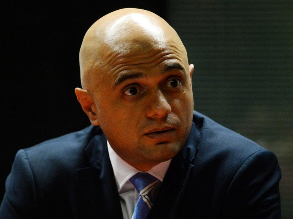 Sajid Javid calls migrants crossing channel a major incident
