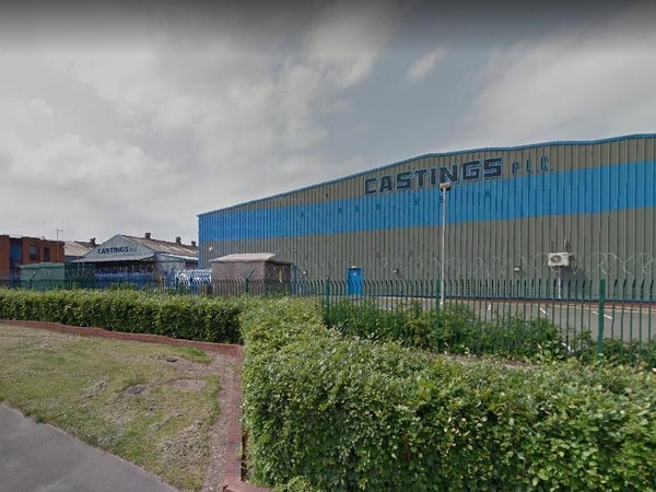 Profits rise at Brownhills engineering group Castings