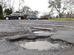 £42 million a year just to maintain Staffordshire's roads - report