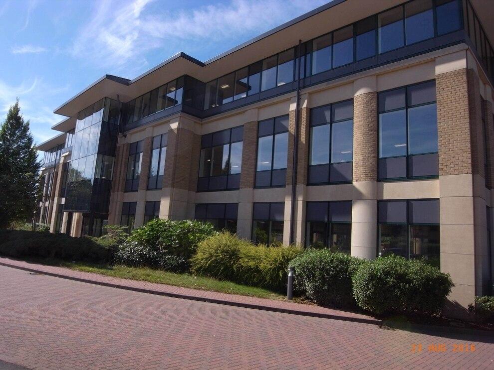 The New Goodyear Dunlop Headquarters On Birmingham Business Park