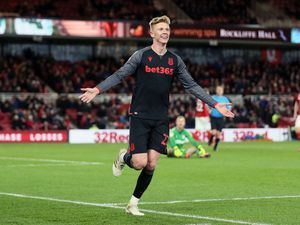 Stoke City's Sam Clucas