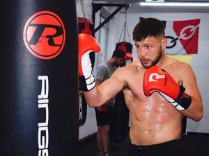 Boxer Conah Walker
