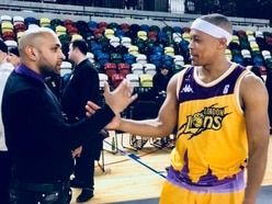 Kiran 'thrilled' to report NBA clash