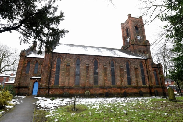 Metal Thefts From Churches Across The Black Country And