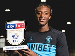 Aston Villa striker Tammy Abraham named Championship player of the month for November