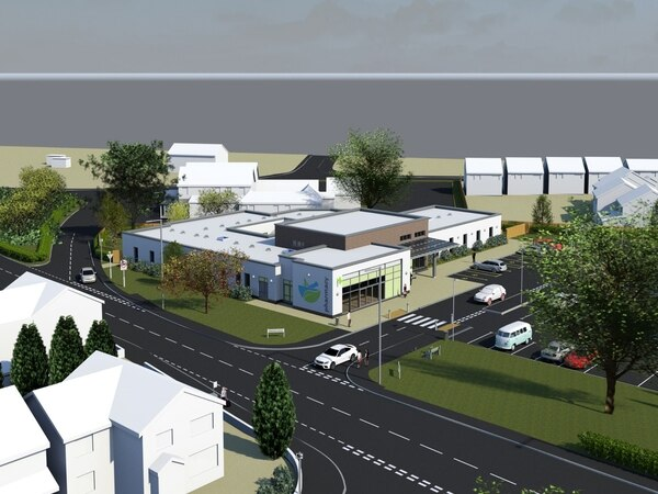Plans for new health centre in Burntwood unveiled