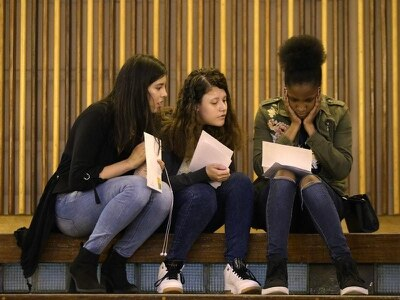 Hundreds of thousands of students to get results of tough new GCSEs
