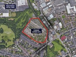 Old Caparo site up for sale in bid to bring new homes to Walsall