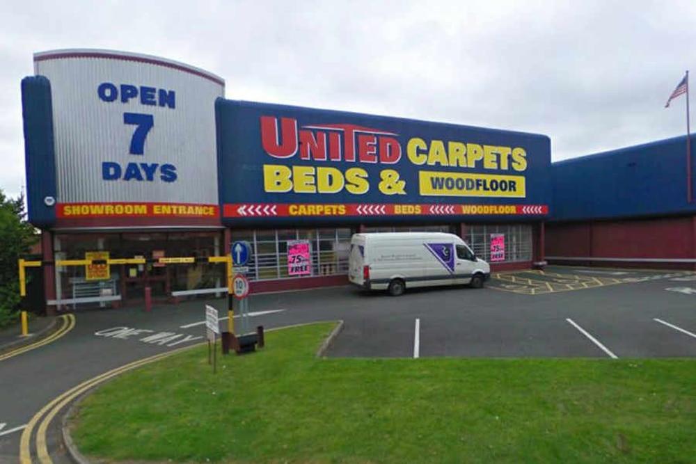 United Carpets Dudley Floor Matttroy