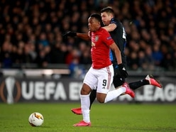 Anthony Martial earns Manchester United draw against Club Brugge