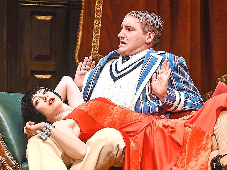 The Play That Goes Wrong director Mark Bell talks ahead of Birmingham Hippodrome performances