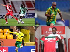 Who's made the move in or out of the Midlands? (Photos: AMA/PA/Walsall FC)