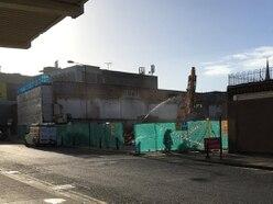 Going, going, gone! Bell Street shops go in £1bn Wolverhampton transformation