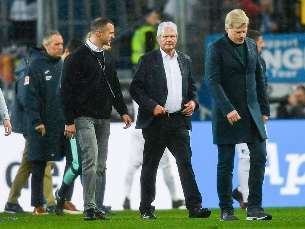 Bayern S Win At Hoffenheim Ends In Farce After Crowd Abuse
