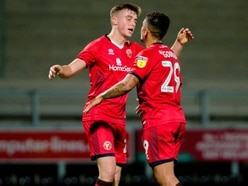 Checkatrade Trophy: Burton Albion 1 Walsall 2 - Report and pictures