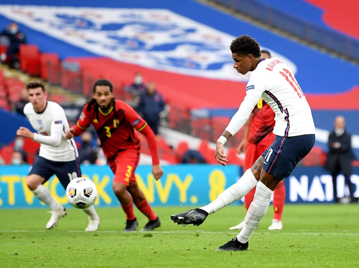 Marcus Rashford suffered racist abuse after missing a penalty in England's defeat to Italy in the Euro 2020 final