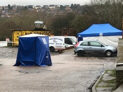 Attempted murder arrest as man run over on Black Country industrial estate