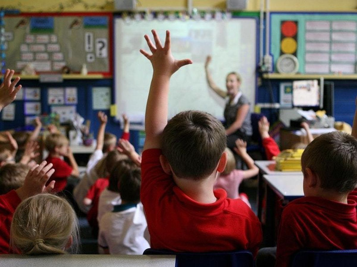 Children are set to head back to school next month