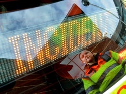 Life in the fast lane: On patrol with Highways England on the West Midlands' motorways