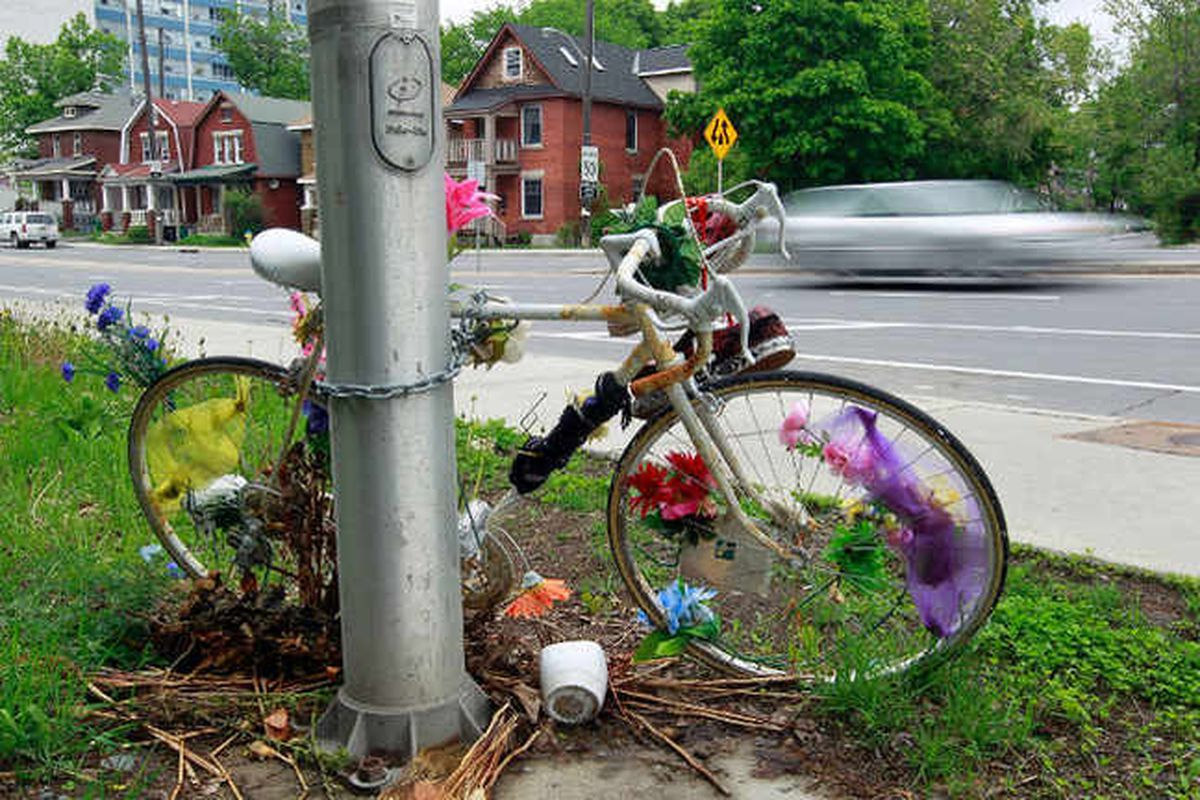 Kirsty Bosley: Place to mourn a loved one shouldn't be roadside shrine