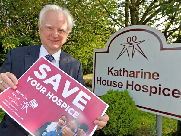 Urgent plea for public support as hospice struggles in pandemic