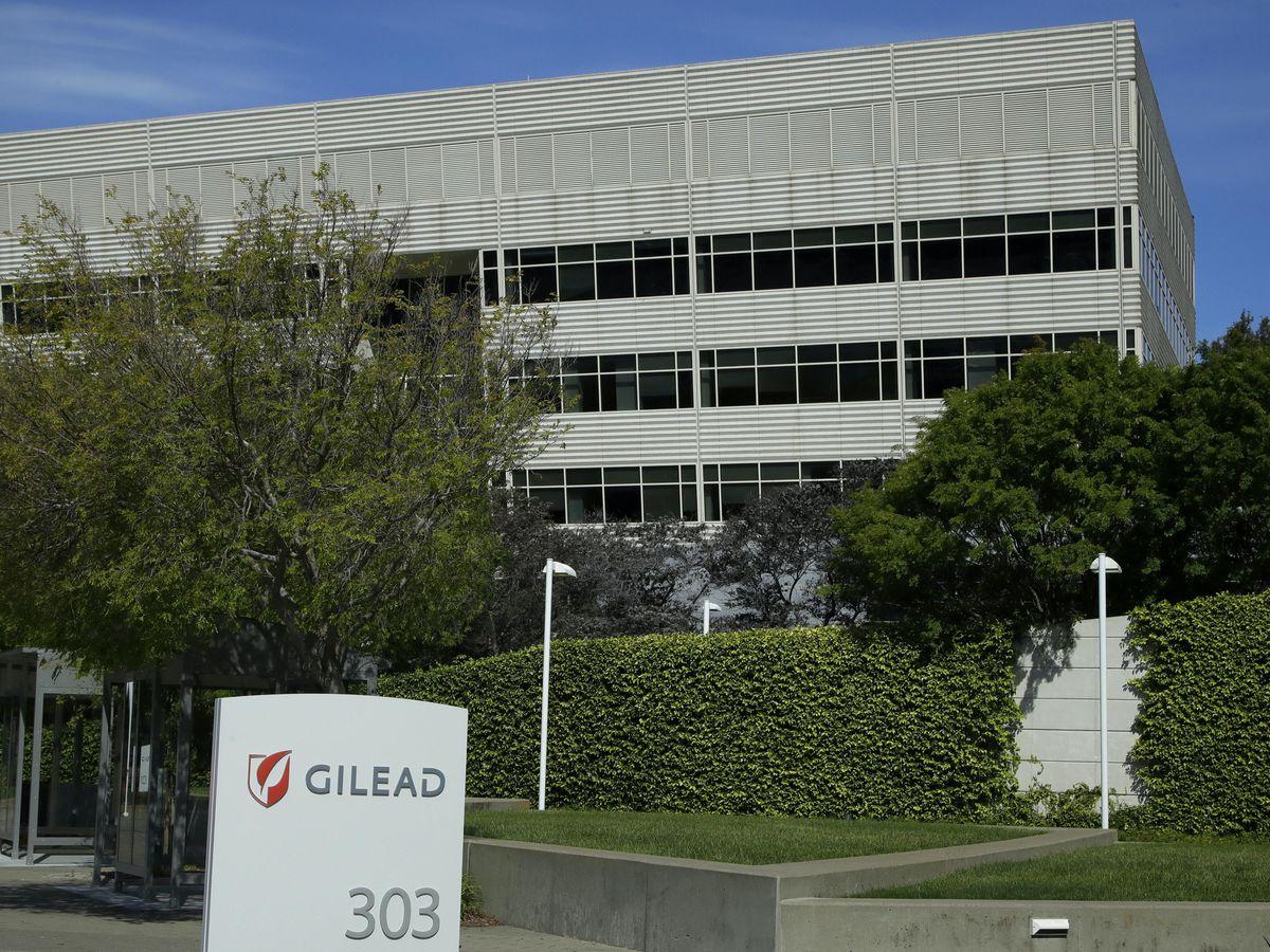 The California HQ of remdesivir manufacturer Gilead