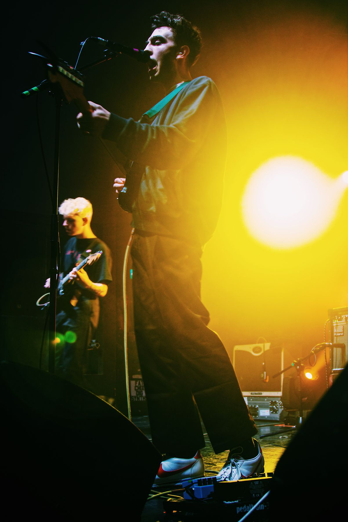 JAWS at the O2 Institute Birmingham. Photo: Laura Benwell