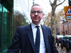 Gove throws May a lifeline by opting to stay in Government