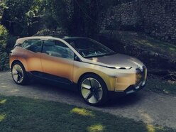 BMW previews flagship electric SUV with Vision iNext concept