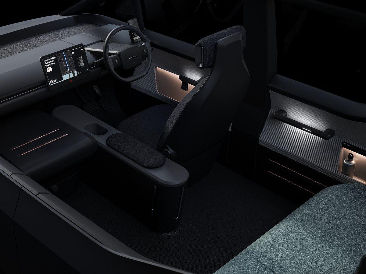 The Arrival Car concept