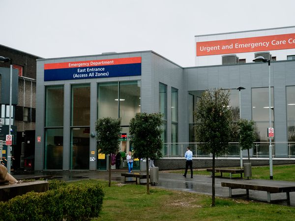 New Cross Hospital in Wolverhampton