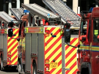 Three children dead and another critically ill after suspicious house fire