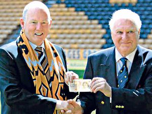 Steve Morgan's time at Wolves - in his own words