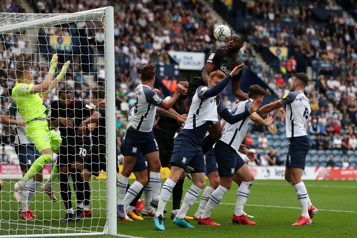 Semi Ajayi of West Bromwich Albion (Photo by Adam Fradgley/West Bromwich Albion FC via Getty Images).