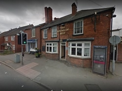 Masked men take cash and jewellery from pub