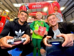 WATCH: Walsall players face supporters in Fifa 20 showdown