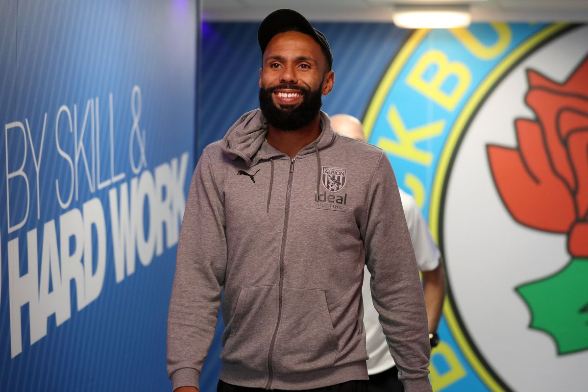 Kyle Bartley of West Bromwich Albion arrives at the stadium. (AMA)