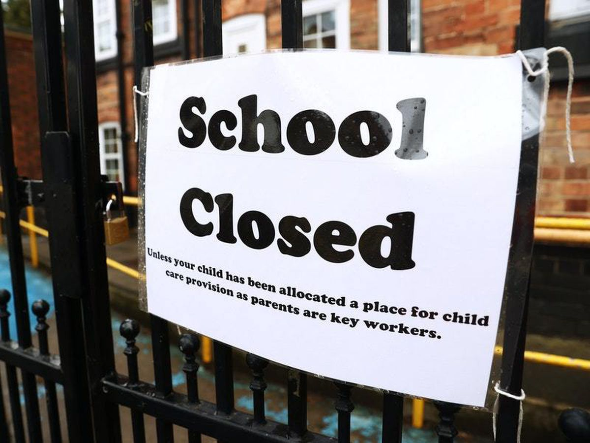 Schools, colleges and nurseries closed more than six weeks ago due to the coronavirus outbreak