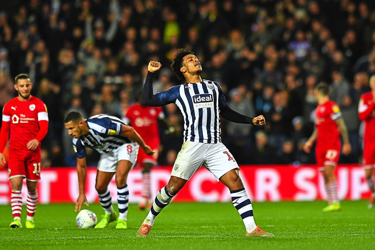 The Brazilian has shone both in the number 10 role and out wide for Albion since joining (AMA)