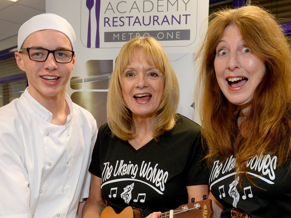 Wolverhampton ukulele band to perform at restaurant