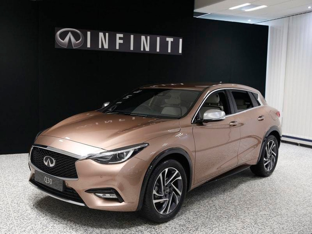 Nissan Infiniti launch