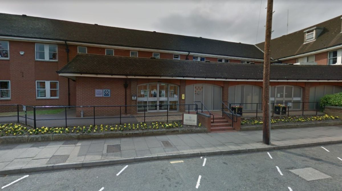Lichfield District Council House. Photo: Google Street View