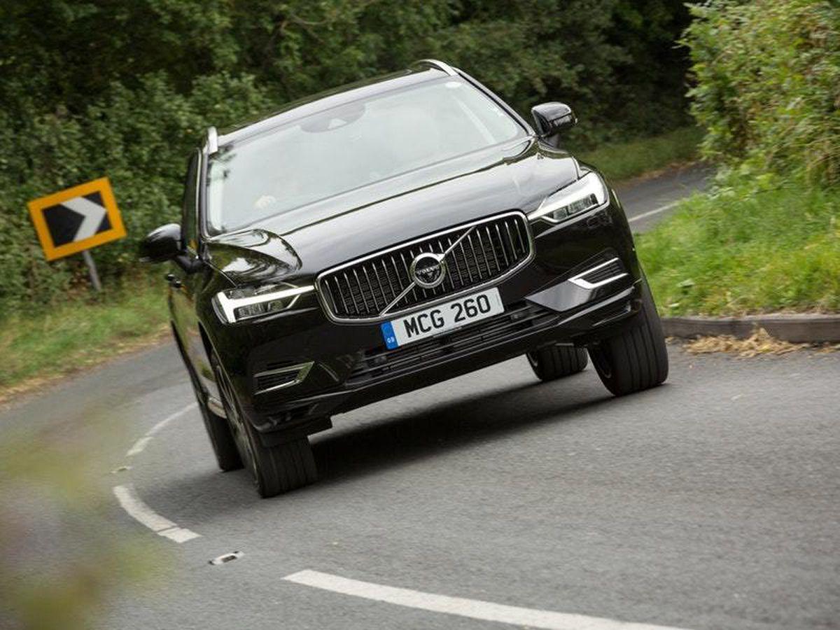 Volvo XC60 dynamic